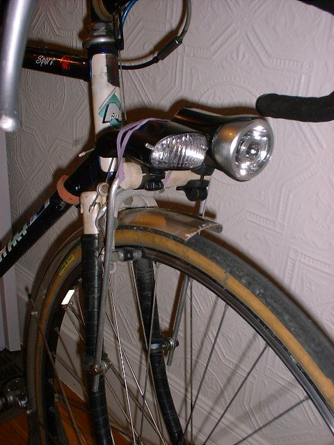 DIY Headlight Mount | yojimg.net